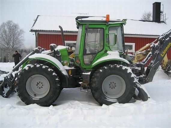 traktorgrävare